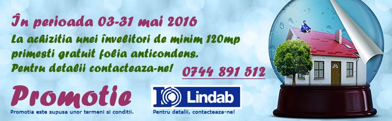 promotie acoperisuri Lindab